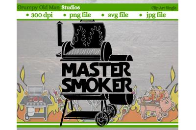 master smoker