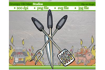 grill utencils