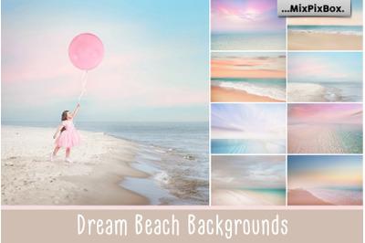 Dream Beach Backgrounds