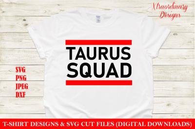 Taurus Squad Birthday svg, Taurus King Birthday svg, May Birthday svg