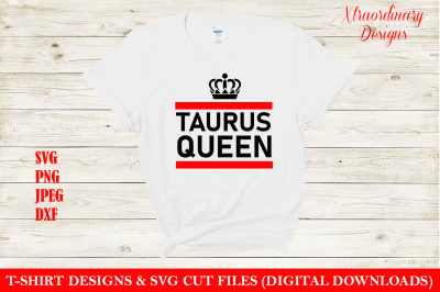 Taurus Queen Birthday svg, Taurus Girl Birthday svg, May Birthday Girl
