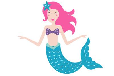 Mermaid  svg , Cute Mermaid  svg, Mermaid  clipart, Mermaid  svg desig