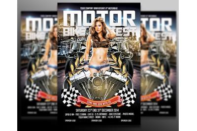 motorbike Contest