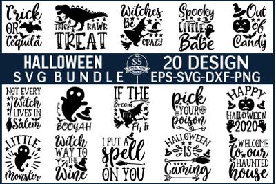 Halloween SVG Bundle Vol 4