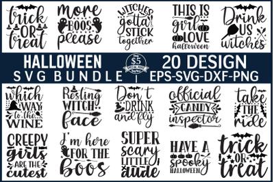 Halloween SVG Bundle Vol 5