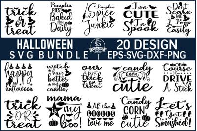 Halloween SVG Bundle Vol 6