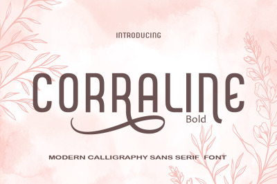 Corraline Font Family