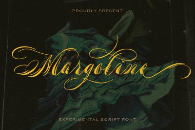 Margoline - script font