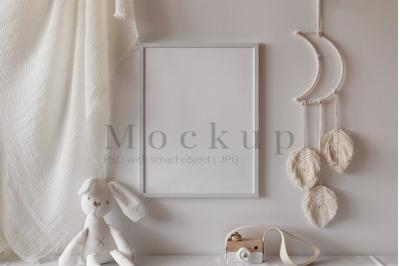 Smart Object Mockup,Photo Frame Mockup