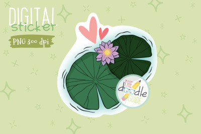 Botanical Sticker 24