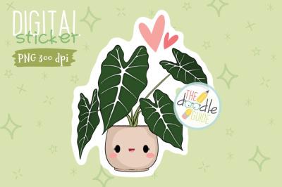 Botanical Sticker 28