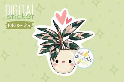 Botanical Sticker 30