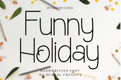 Funny Holiday