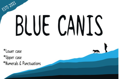 Blue Canis