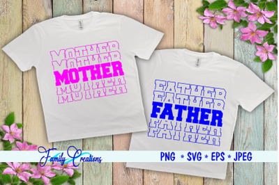 Mother & Father