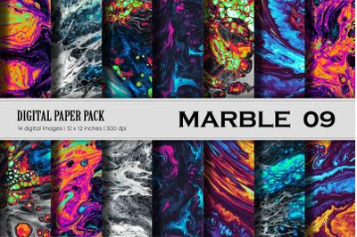 Marble Background 09 Digital Paper
