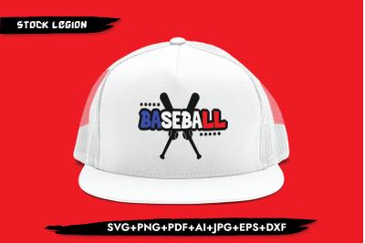Baseball Stars SVG
