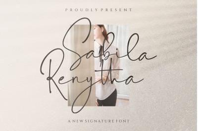 Sabila Renytha