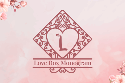 Love Box Monogram