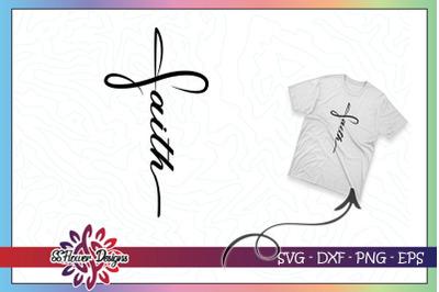 Faith cross Graphic