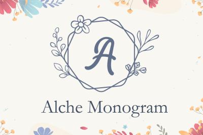 Alche Monogram