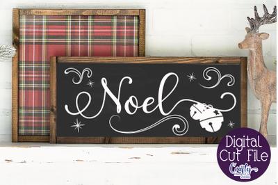 Noel Svg, Noel Christmas Svg, Farmhouse Christmas Svg