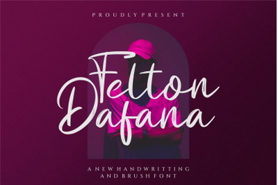 Felton Dafana_brush signature