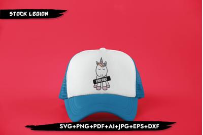 Unicorn SVG