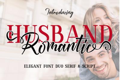 Husband Romantic