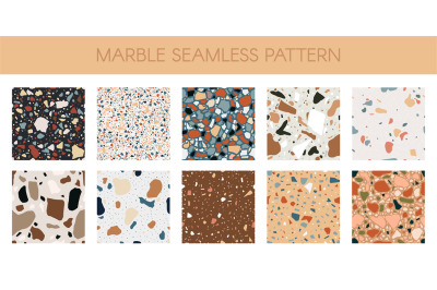 Marble texture pattern. Abstract quartz, granite and glass flooring mo