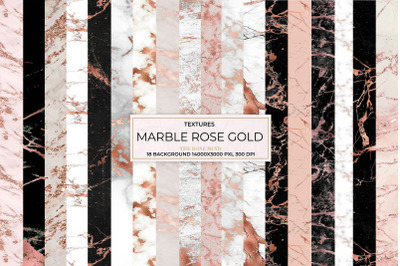 Rose gold Marble, rose gold textures