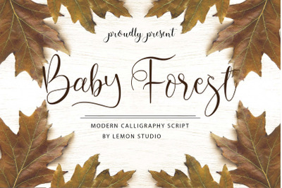 Baby Forest