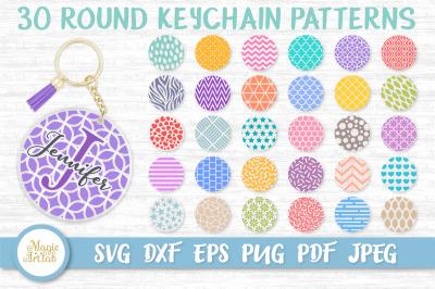 Keychain svg, Round pattern svg, Keychain pattern svg, Circle Pattern