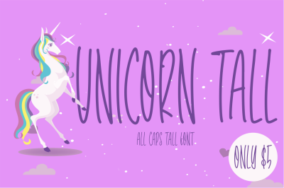 Unicorn Tall