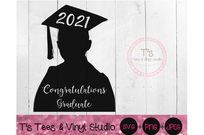 2021 Congratulations Graduate SVG, Great On Garden Flag PNG, Tassle, G