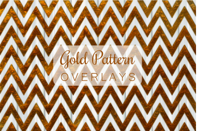 Gold Texture Overlay Pattern Papers