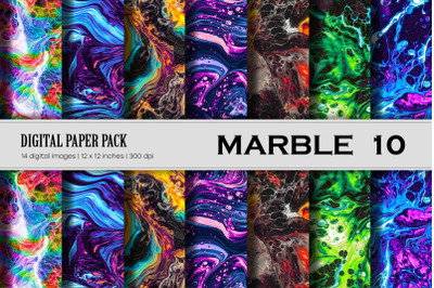 Marble Background 10 Digital Paper.