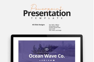 Creative Corporate PowerPoint