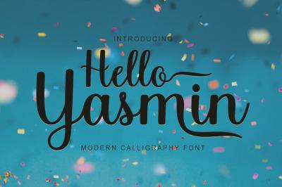 Hello Yasmin