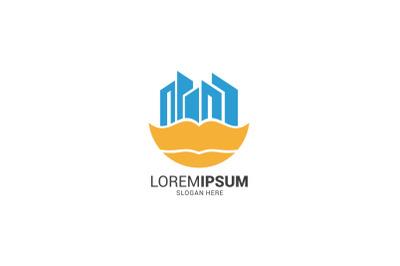 Librarie Logo Design