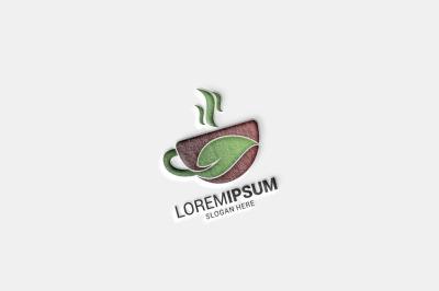 Coffee Leaf Logo