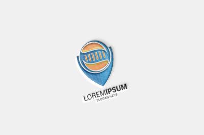 Science Pin Logo