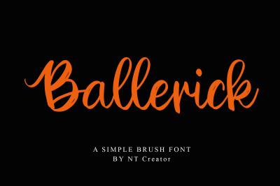 Ballerick