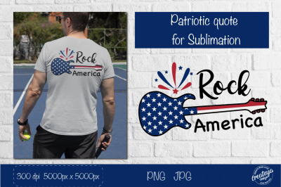 Patriotic Sublimation. Patriotic quotes png, 4th of July.