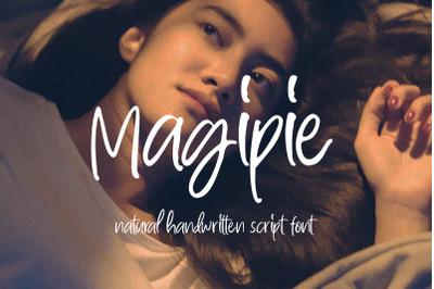 Magipie - Handwritten Script