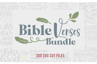 Bible Verses Bundle