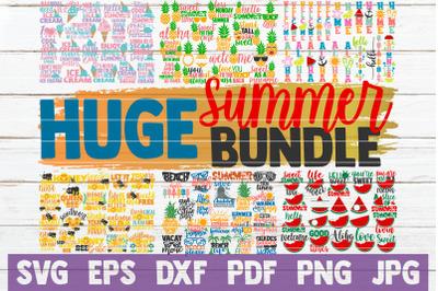 HUGE Summer SVG Bundle | SVG Cut Files