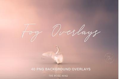 Overlays Fog background