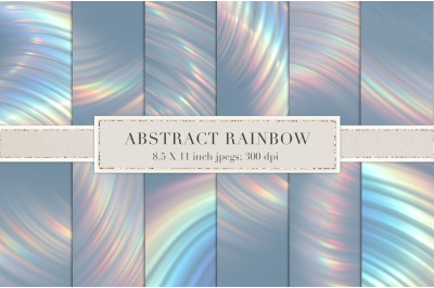 Abstract prism rainbow backgrounds