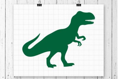 Dinosaur SVG Clipart Printable